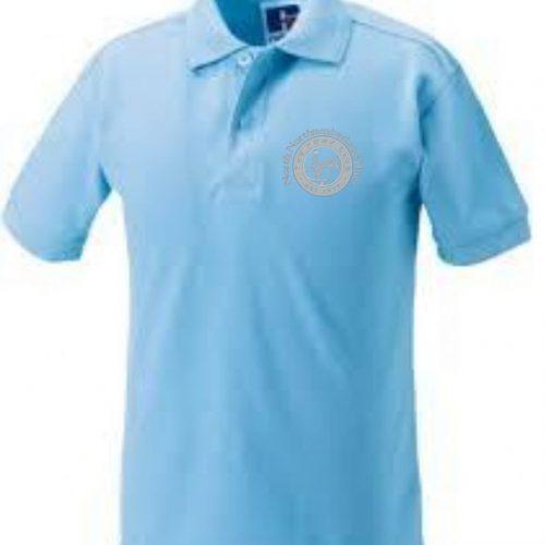 NNHPC light blue polo