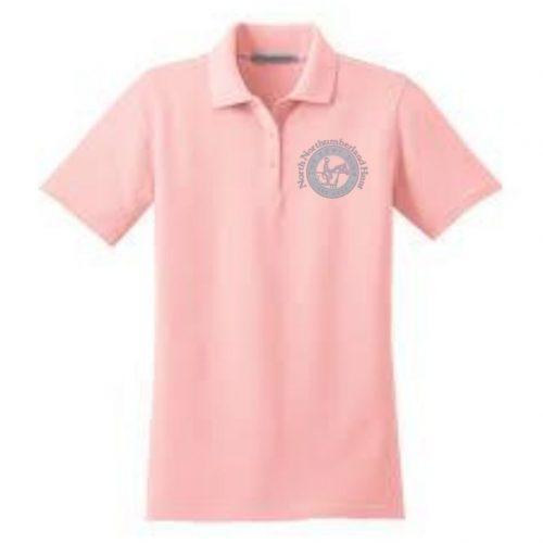 NNHPC light pink polo