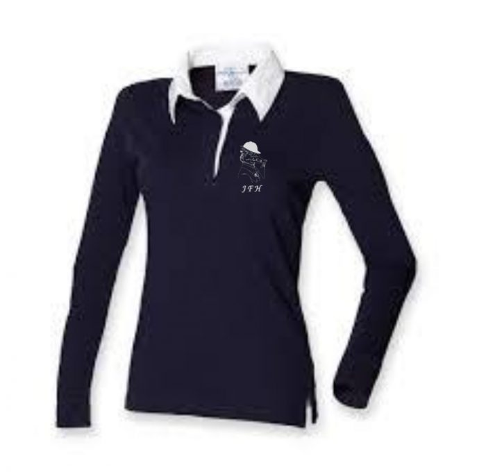Ladies Rugby Shirt- Jed Forest Hunt