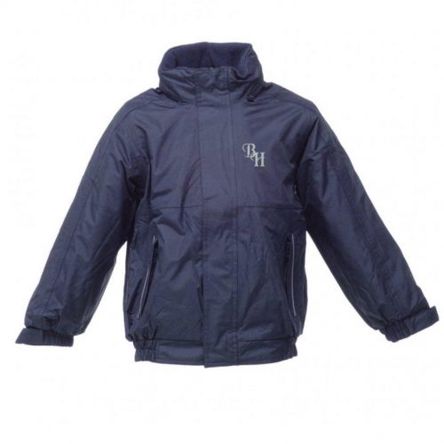 Kids dover jacket- border hunt