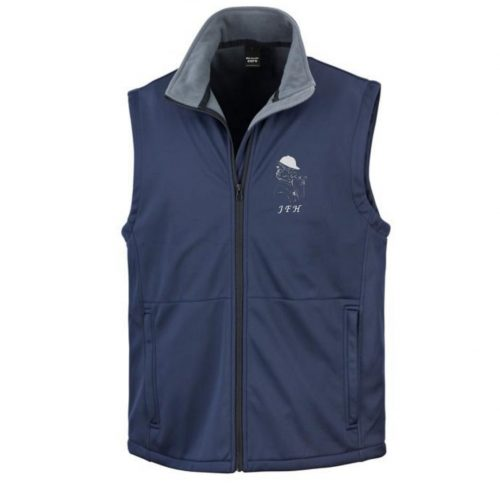 Softshell Body Warmer- Jed Forest Hunt