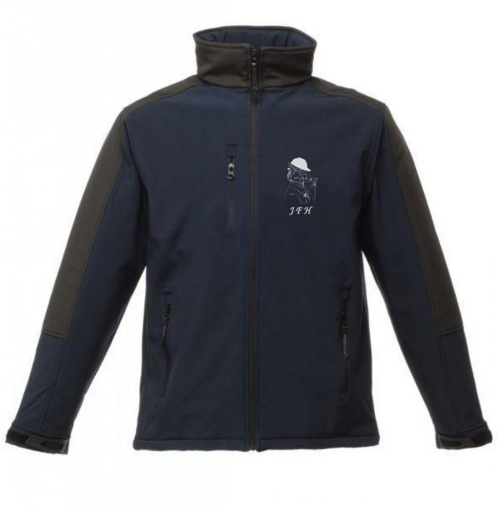 Soft Shell Jacket- Jed Forest Hunt