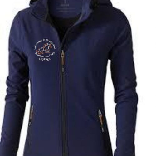 Elevate Ladies Langley Soft Shell Jacket