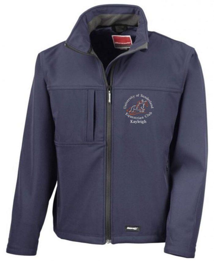 Classic Soft Shell Jacket