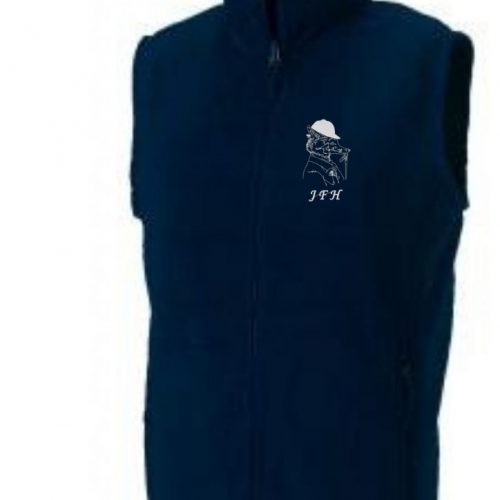 Ladies Fleece Gilet - Jed Forest Hunt