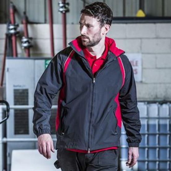 Waterproof/Breathable performance jacket