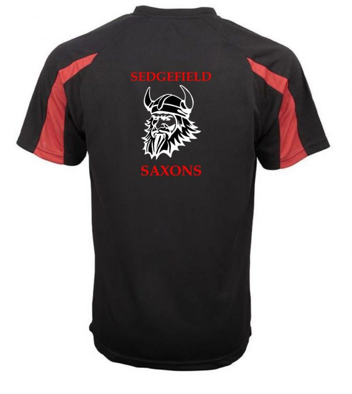 Sedgefield Saxons T-shirt