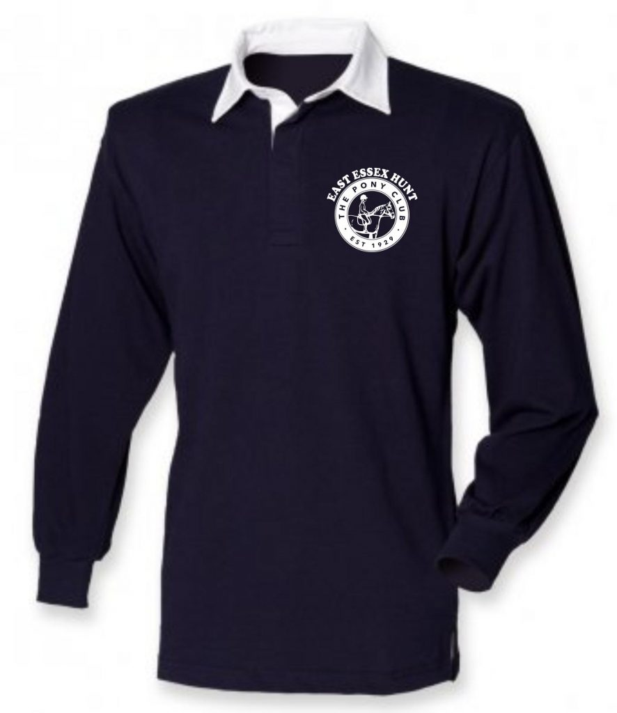 East Essex Hunt Adult Rugby Shirt • C & A Embroidery and Print